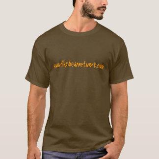 A rede do feijão - camisa do Web site dos homens
