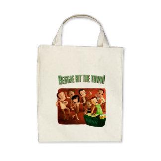 A reggae bateu a cidade! bolsas