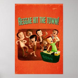 A reggae bateu a cidade! poster