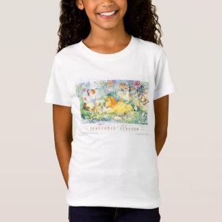 A Reino-Menina pacífica Camiseta