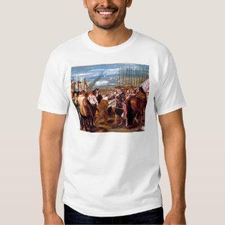A rendição de Breda por Diego Velázquez Tshirt