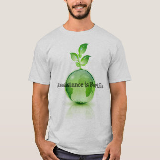 A resistência é a camisa fértil #2