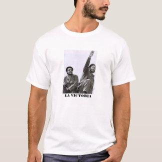 A revolução cubana camiseta