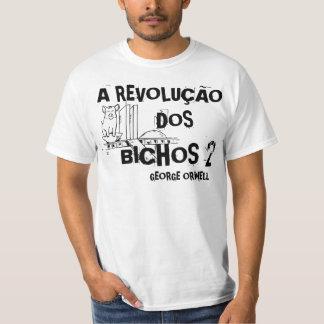 A Revolução dos Bichos 2 - George Orwell Camiseta