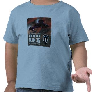A rocha da baliza tshirt