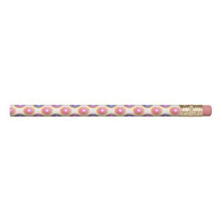 A rosquinha com polvilha - o lápis