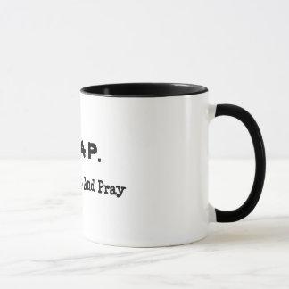 A.S.A.P. Caneca de café