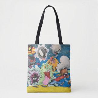 A sacola da coleção do Daydream do Suge do bloco Bolsas Tote