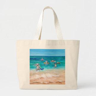 A sacola da competição desenfreada bolsas de lona