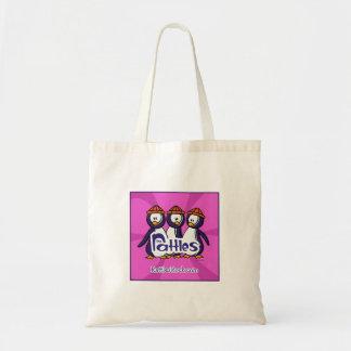 """A sacola de """"Elvis"""" dos chocalhos Bolsa Tote"""