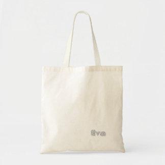 A sacola de Eva Bolsa Para Compras