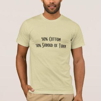 A saia da camisa 50% Cotton50% de Jesus de Turin