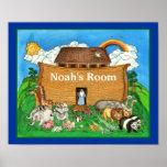 A sala de Noah - poster