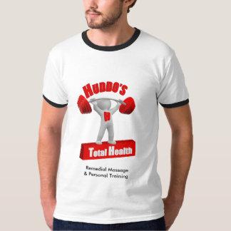 A saúde total de Huddo Camiseta