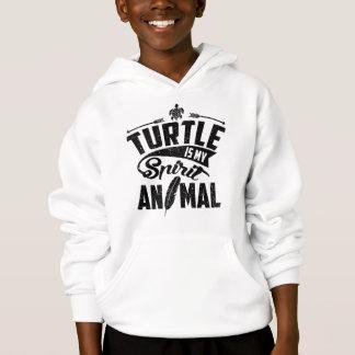 A tartaruga é meu animal do espírito
