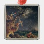 A tempestade, c.1762 ornamentos