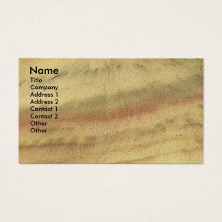 A terra Textures o cartão de visita da foto
