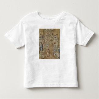 A torre de Babel, do vestíbulo Tshirt