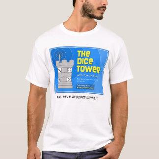 A torre dos dados camiseta