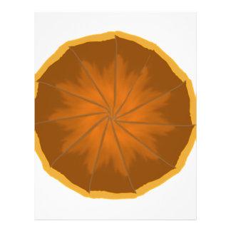 A torta prova a melhor na acção de graças! flyer 21.59 x 27.94cm