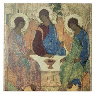 A trindade santamente, 1420s (tempera no painel)