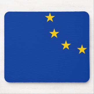 A UE embandeira em Mousepad