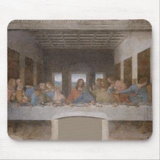 A última ceia por Leonardo da Vinci Mousepad