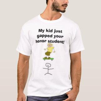 a vara, imagens, meu miúdo apenas abriu sua rua da camiseta