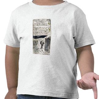 """A vassoura da chaminé"", chapeia 41 (Bentley 37) T-shirt"
