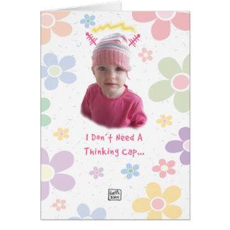 A venda por atacado de ChuckleBerry carda wb006 Cartão Comemorativo