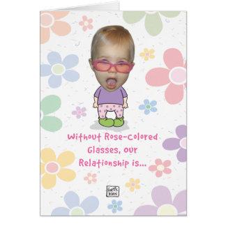 A venda por atacado de ChuckleBerry carda wb008 Cartão Comemorativo