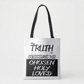A verdade é… O bolsa do 3:12 de Colossians