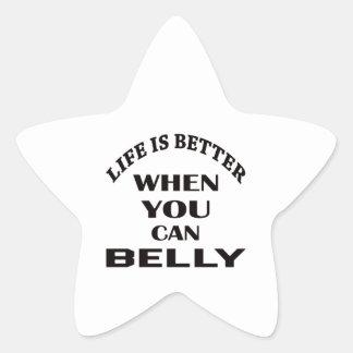 A vida é melhor quando você pode dança do ventre adesito estrela