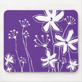 a vida é um jardim mouse pads