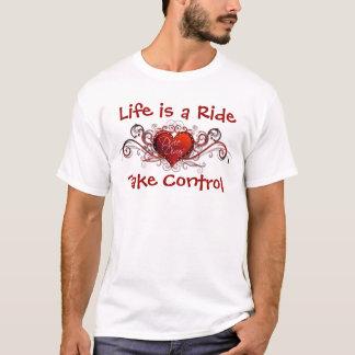 A vida é um passeio - divas RC de Dixie Camiseta