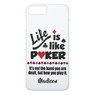 A vida gosta de capas de telefone conhecidas