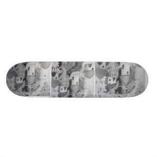 A vila de Ewok Skates Personalizados