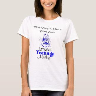 A Virgem Maria Camiseta