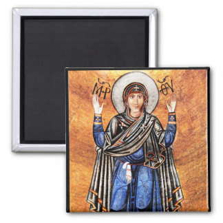 A Virgem Maria Oran Imã