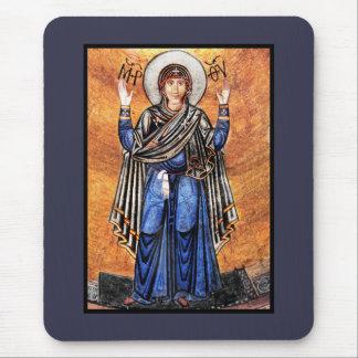 A Virgem Maria Oran Mousepad