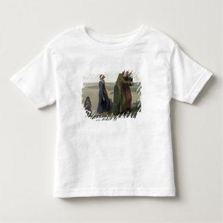 A viúva ou a família do pescador camiseta