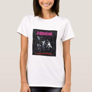 A Web das sementes do t-shirt sadio Camiseta
