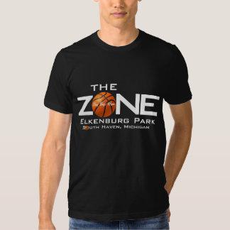 A zona camisetas
