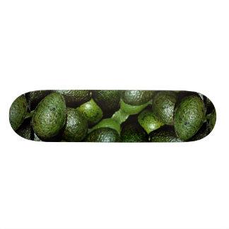Abacate verde original skates personalizados