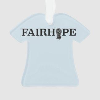 Abacaxi de Fairhope Alabama - enfeites de natal