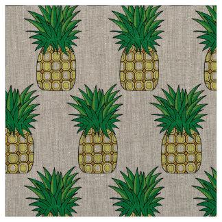 Abacaxi original do tecido
