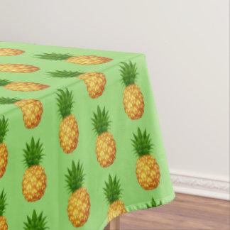 """Abacaxi tropical do Tablecloth """"60x84"""" Toalha De Mesa"""