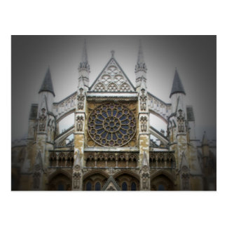Abadia de Westminster - Londres - cartão