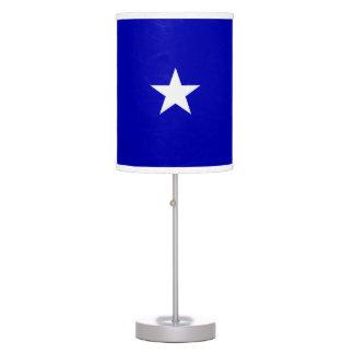 Abajur De Mesa Bandeira azul Bonnie