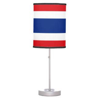 Abajur De Mesa Bandeira de Tailândia